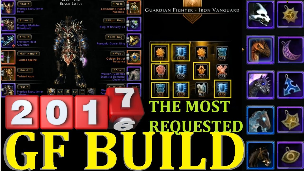 most requested gf build 2017 high damage insignia bonuses youtube