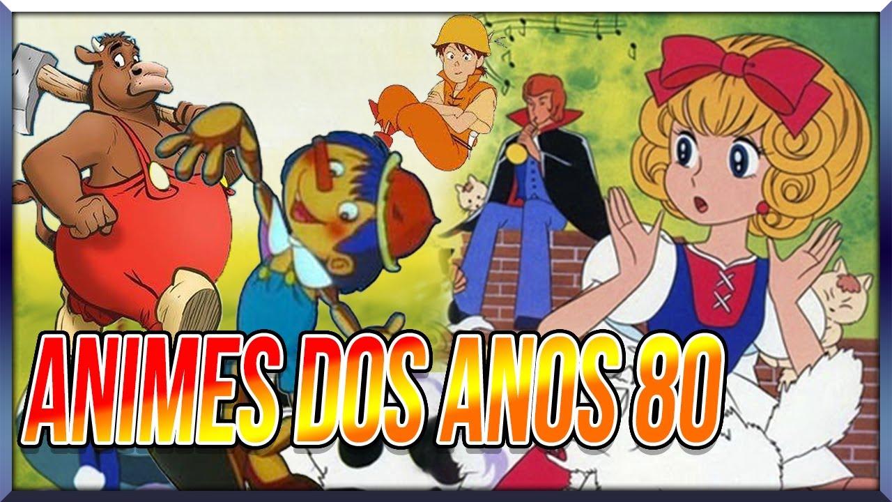 Os Melhores animes dos anos 80! - parte 3