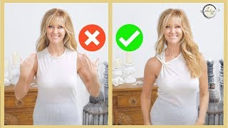 Slimming Style Tip Every Woman Should Know | Style Over 50  2019