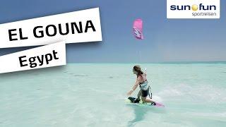 Kiten in El Gouna, Ägypten | sun+fun Sportreisen