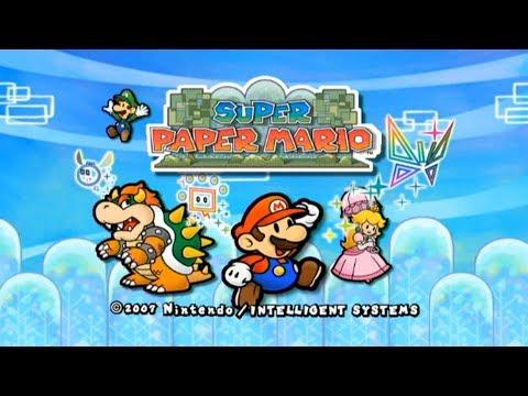 Wii Longplay [020] Super Paper Mario
