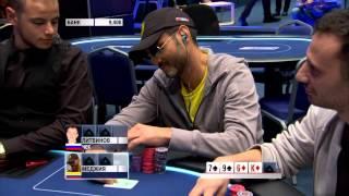 Европейский Покерный Тур 10. Монте-Карло. Главное событие. Эпизод 1/7