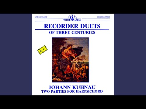 Sonata in C Minor (originally in A Minor) TWV 40.125: Allegro