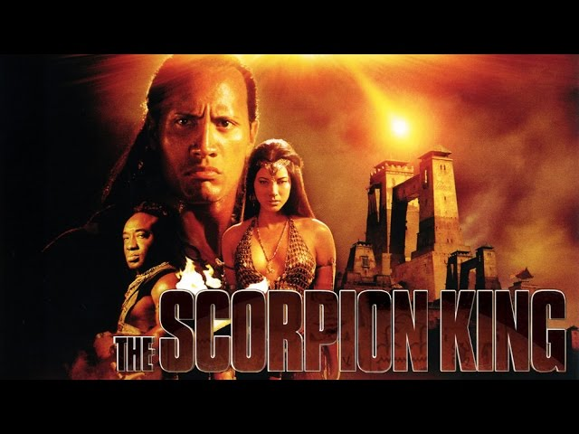 The Scorpion King - Trailer SD deutsch