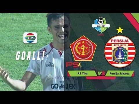 Goal Rezaldi Hehanusa - PS Tira (0) vs Persija Jakarta (4) | Go-Jek Liga 1