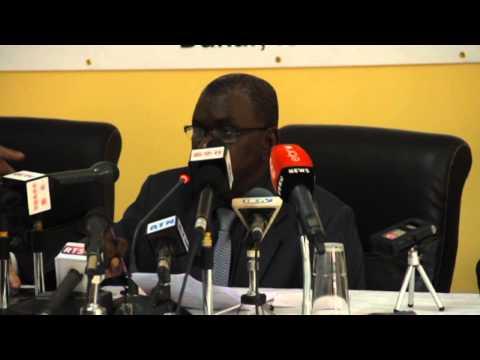 Inauguration Institut Confucius de Dakar