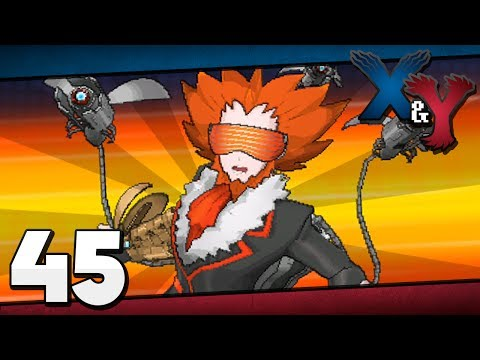 Pokémon X and Y - Episode 45 | Lysandre's Last Stand!