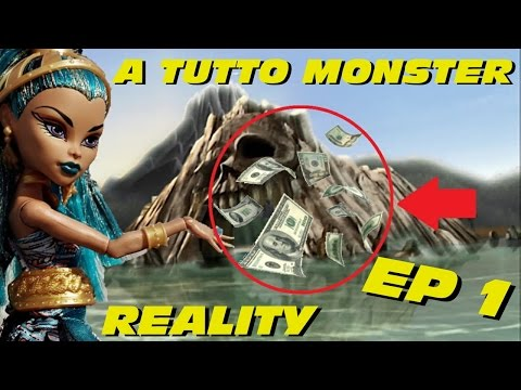 Total Monster Reality Ep #1 - Prepare for the Worst (ENGLISH SUBBED)