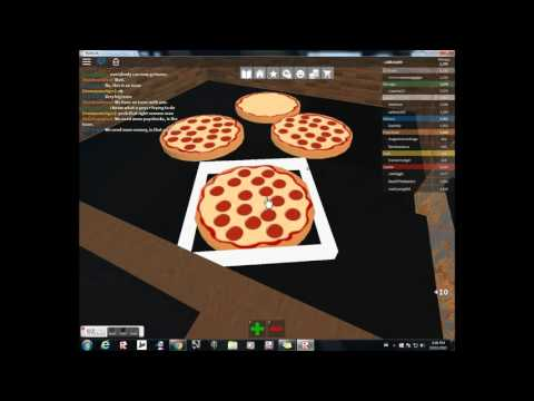 Roblox Work at a Pizza Place