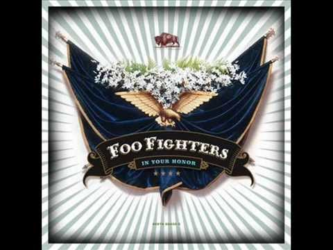 Foo FightersIn your HonorCD1