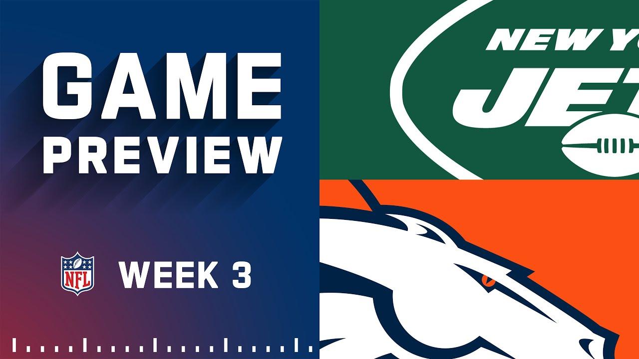 Download New York Jets vs. Denver Broncos | Week 3 NFL Game Preview