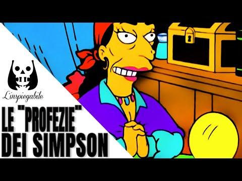 7 incredibili profezie dei Simpson che si sono avverate (???)