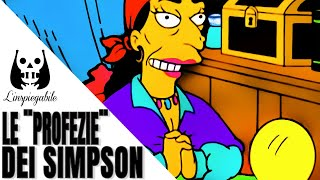 """7 incredibili """"profezie"""" dei Simpson che si sono avverate (???)"""