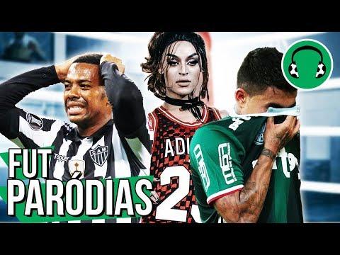 ♫ ELIMINADOS DA LIBERTADORES   Paródia K.O. - Pabllo Vittar