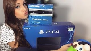 UNBOXING PS4 + ACESSÓRIOS