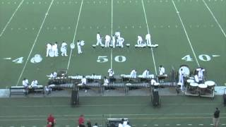 CHS Drumline PDLC - Tooth and Claw (Music of Animals as Leaders)