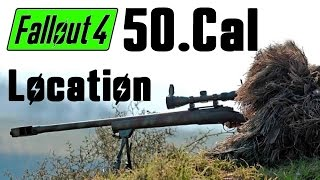 Fallout 4 Where to get a Strong Sniper Unique 50.Cal