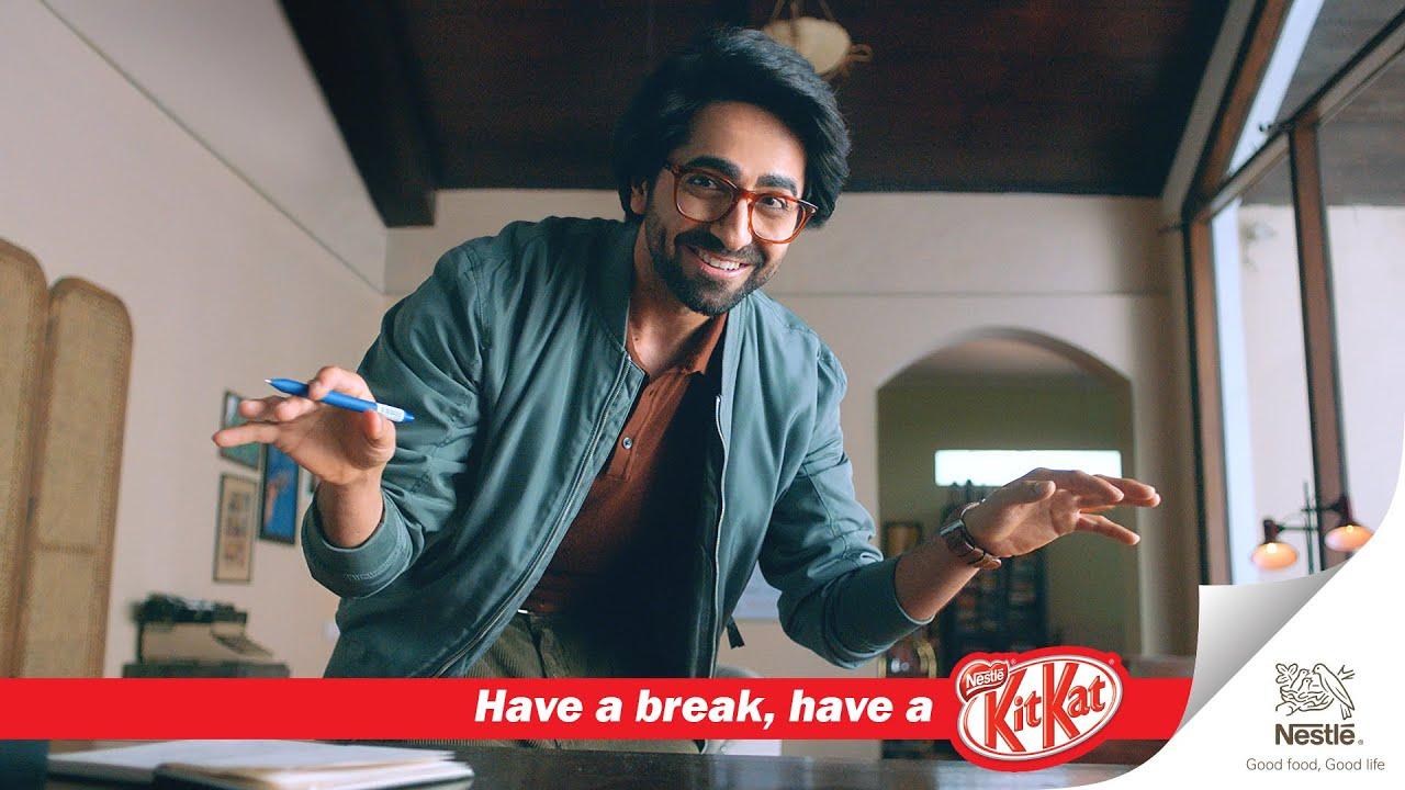 KIT KAT   Life hai, KIT KAT break banta hai  Bengali