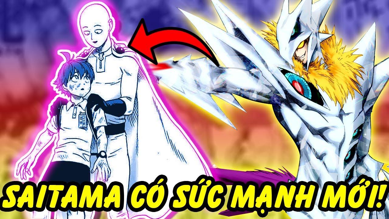 Saitama Có Năng Lực Mới?! | Phân Tích Chap Truyện Bị Thay Đổi Trong One Punch Man