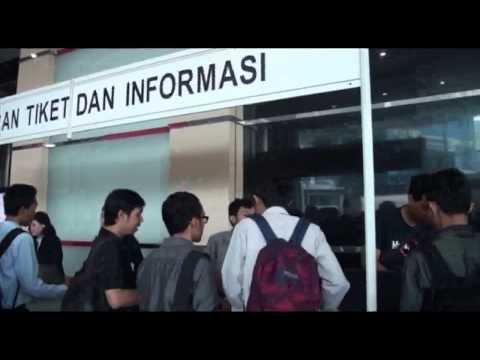Pembukaan International Job Fair dan Temu Bisnis Alumni Pendidikan Kelautan dan Perikanan