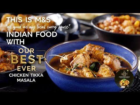 M&S   Celebrating Curry Week