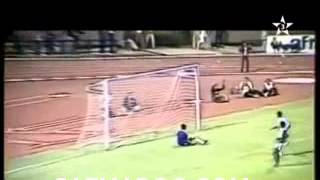 Morocco-Egypt 1983 المغرب - مصر_ نصف نهائي دورة ألعاب البحر الأبيض المتوسط