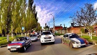 День победы 9 мая автопробег Саратов
