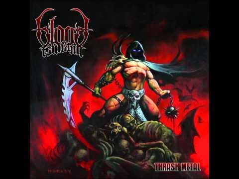 Blood Tsunami - Thrash Metal [Full Album] 2007