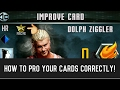 HOW TO PRO YOUR CARDS CORRECTLY WITHIN WWE SUPERCARD! TIPS/TRICKS
