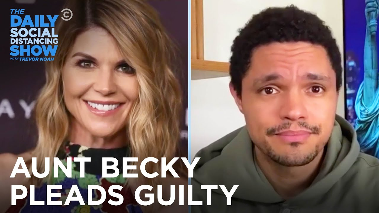 Lori Loughlin Is Going to Prison & Twitter Bots Spread Fake News   The Daily Social Distancing S