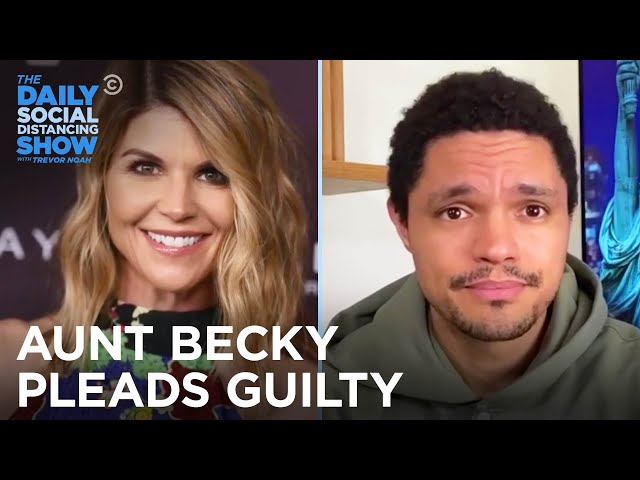 Lori Loughlin Is Going to Prison & Twitter Bots Spread Fake News | The Daily Social Distancing Show