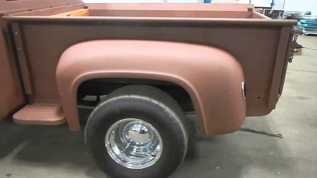 1964 Ford F100 Flareside Short Box Truck 30049 Youtube Pickup