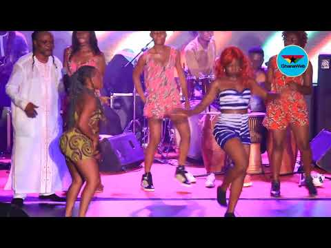 Daddy Lumba performs 'Yentie Obiaa' at African Legends Night
