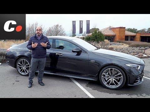 Mercedes-Benz CLS 2018 | Primera Prueba / Test / Review en español | coches.net