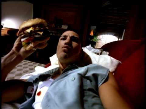 carl s jr commercial Carl's jr has been criticized for its oversexualized commercials for at least a decade in 2013, pop culture blog jezebel did a rundown of the worst offenders, called put it in my mouth: a.