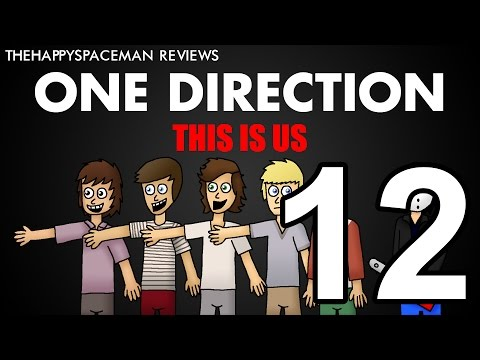 TheHappySpaceman Reviews: ONE DIRECTION: THIS IS US (Re-Upload)