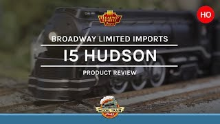 HO scale Broadway Limited Imports New Haven I-5 (4-6-4)