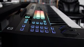 Novation SL MkIII Controller Overview