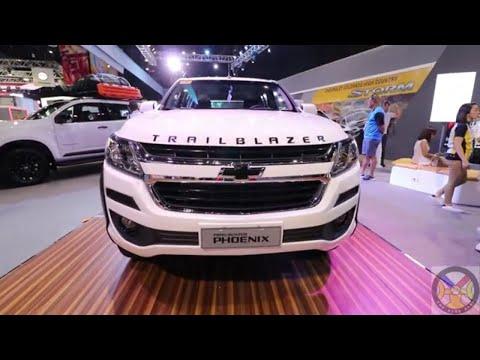 2019 Chevrolet Trailblazer Phoenix Philippines Youtube