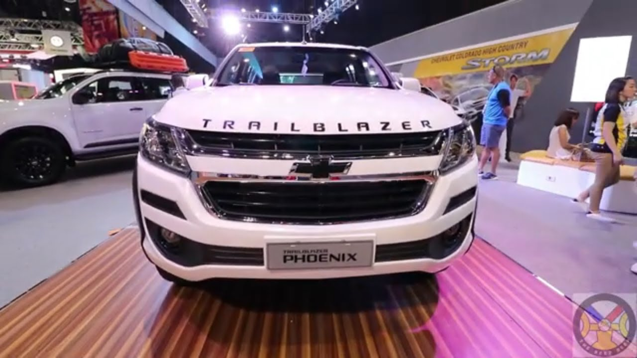 2019 Chevrolet Trailblazer Phoenix Philippines Youtube