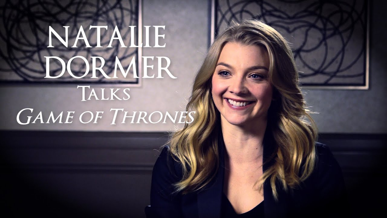 Natalie Dormer Who Is The Best Written Game Of Thrones Character
