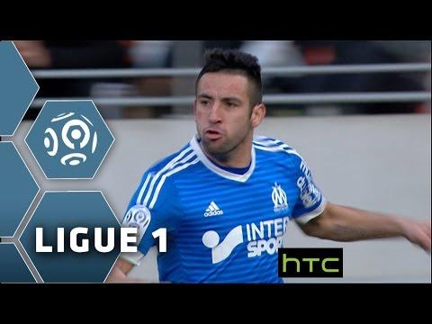 Goal Mauricio ISLA (46') / FC Lorient - Olympique de Marseille (1-1)/ 2015-16