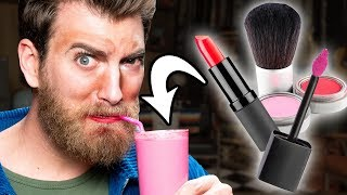 Makeup Smoothie Taste Test