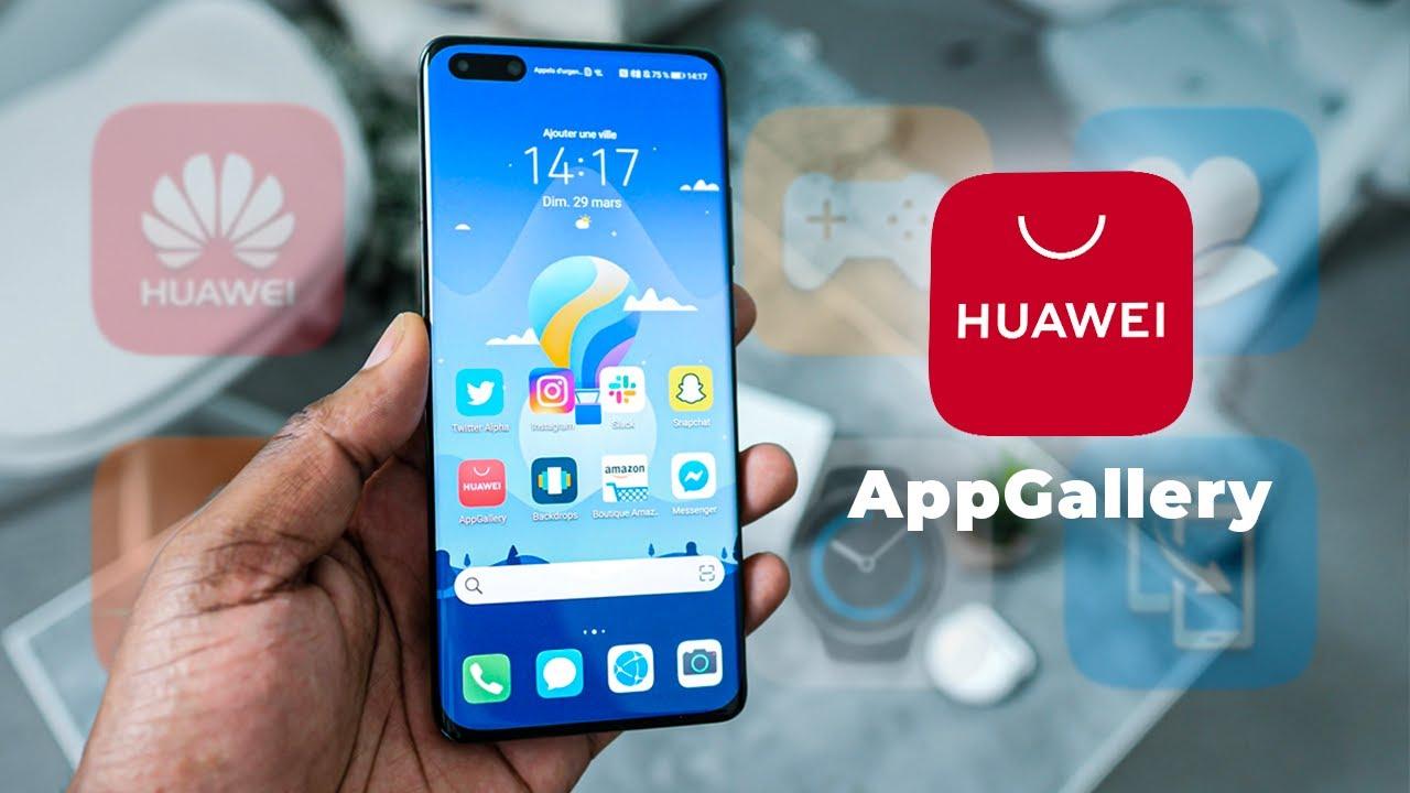 Download Comment avoir TOUTES ses APPLICATIONS sur son nouveau Huawei P40 Pro !