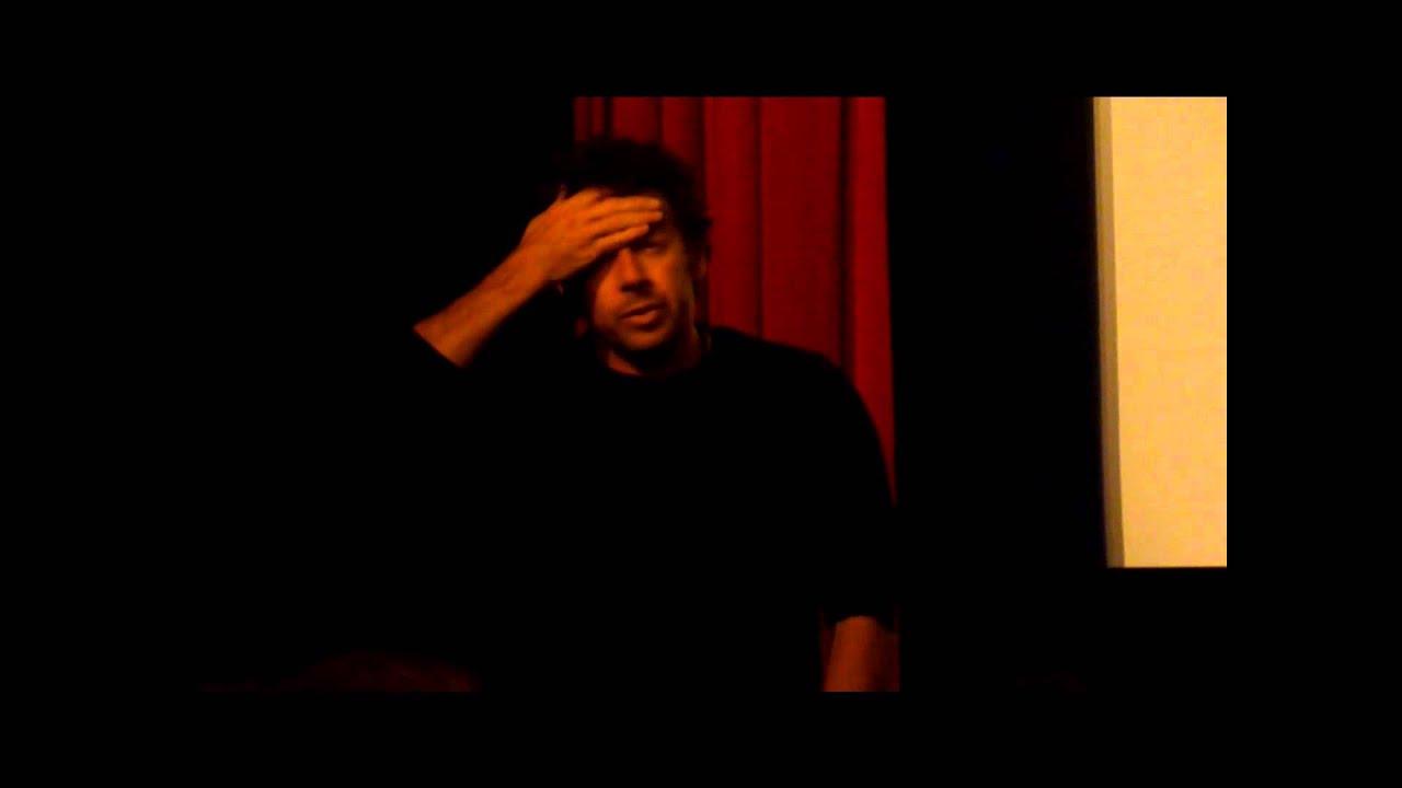 Rencontre avec Patrick Bruel pour le clip de « Maux d