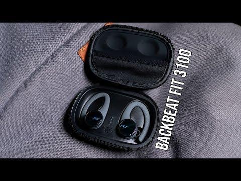 Plantronics BackBeat FIT 3100 Review | True Wireless Sport Earbuds