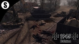 Прохождение Men of War: Assault Squad 2 [Сингл-мод] ( ✠1945✠ - Balaton )