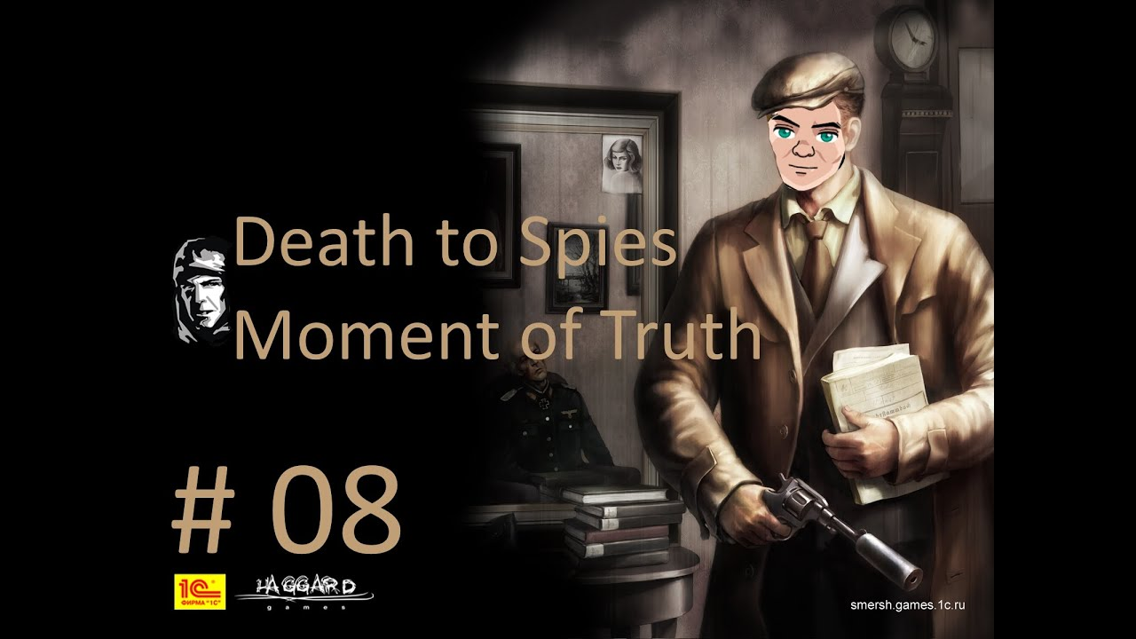 Death to spies moment of truth crack trainer pc gameplay