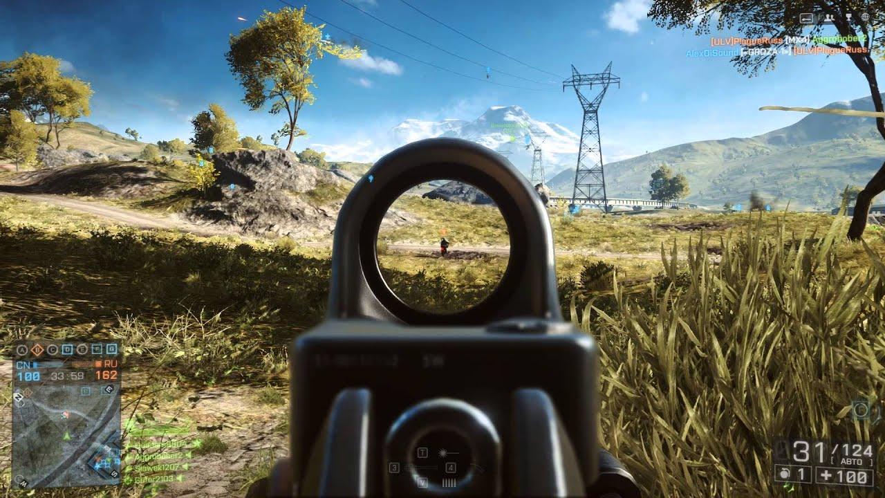 Battlefield 4 | riot pixels.