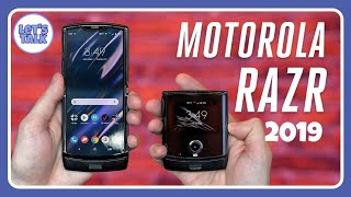 Motorola Razr hands on: The revived RAZR is a fashion-forward foldable *😍*